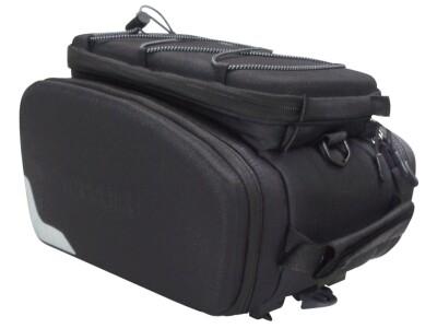Racktime Racktime Gepäckträgertasche ODIN trunk bag schwarz