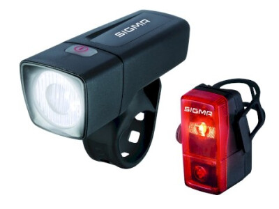 Sigma LED Beleuchtungs Set 25 LUX Aura + Cubic