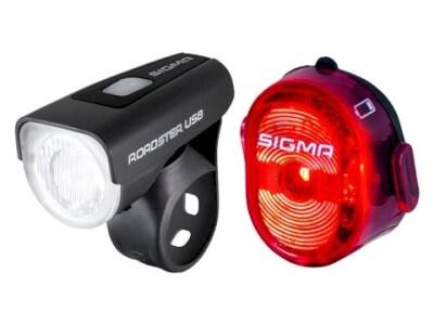 Sigma Roadster/Nugget Lichtset, USB