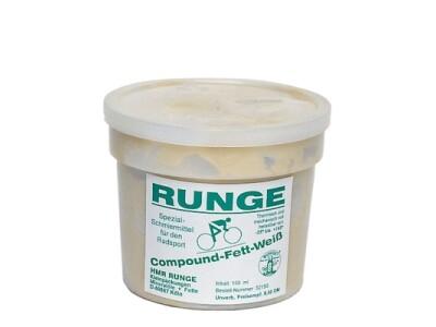 Runge Compoundfett weiß 150ml