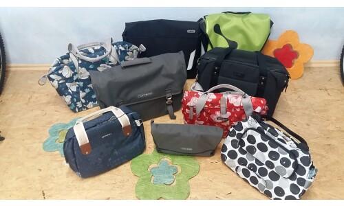 Basil Taschen für Gepäckträger