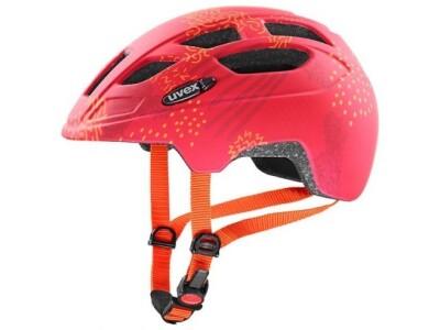 Uvex Finale Jr. red-orange