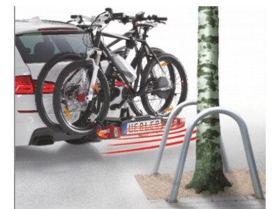 Uebler Kupplingsträger mit Einparkhilfe i21