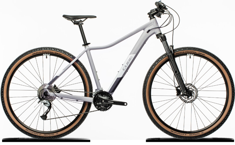 Cube Access WS Pro grey´n´white 27,5 Zoll 2021
