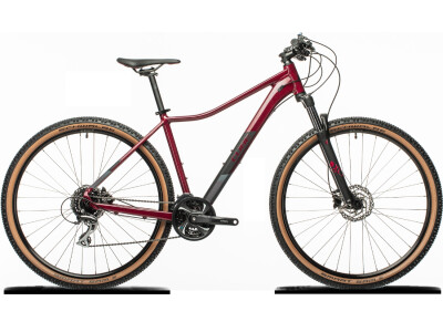 Cube Access WS Exc darkberry´n´black 27,5 Zoll 2021