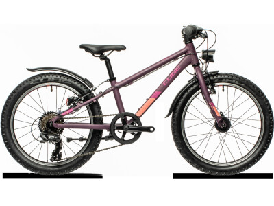 Cube Acid 200 Allroad purple´n´orange 2021