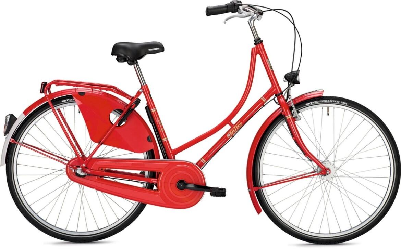 "FALTER Classic Bike H 1.0, WA, 28"" Rot 2021"