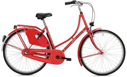 FALTER Classic Bike H 1.0, WA, Rot 2021
