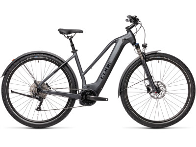Cube Nature Hybrid EXC 500 Allroad Trapeze
