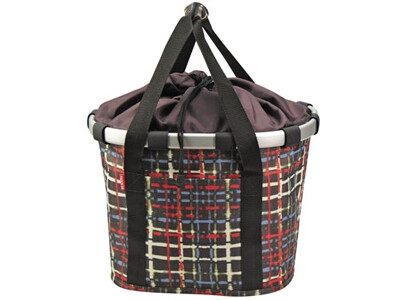 KlickFix Reisenthel Tasche Bikebasket wool
