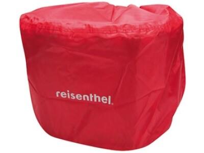 KlickFix Reisenthel Raincover Bikebasket rot