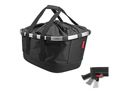 KlickFix Reisenthel Tasche Bikebasket GT Uniklip schwarz