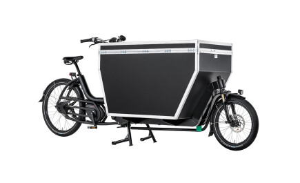 Urban Arrow Cargo Xl, Flatbed XL, inkl. Transportbox