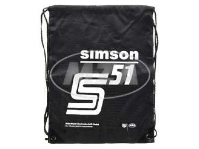 Simson Retro-Sportbeutel-Simson