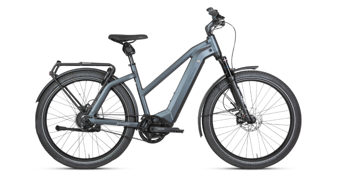 Riese & Müller Charger3 GT Vario Mixte
