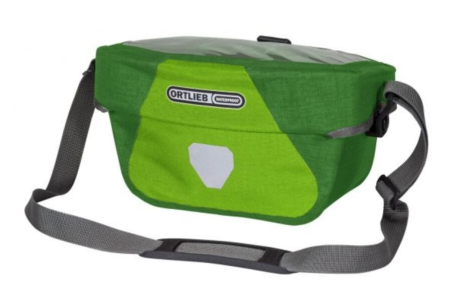 Ortlieb Ultimate Six Plus 5L Lime Moss Green