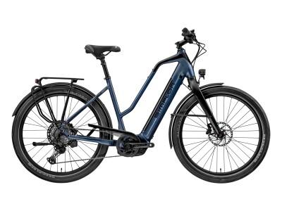 Simplon Kagu Bosch CX 275 Deore 11 Gang, Damen, Denim Blue Matt/Black Glossy