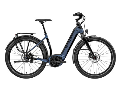 Simplon Kagu Bosch Uni 275 XT, Denim Blue Matt/Black Glossy