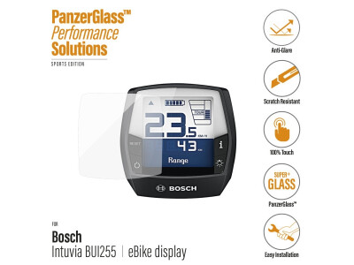 e-bike Panzerglass Intuvia Display