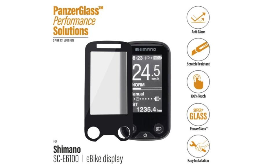 e-bike Panzerglass Shimano Steps SC-E6100