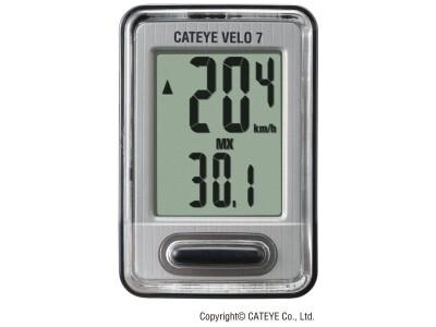 Cateye Velo 7