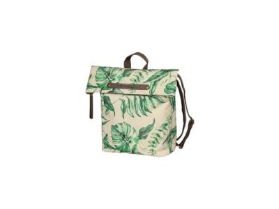 Basil Daypack Ever-Green sandshell beige