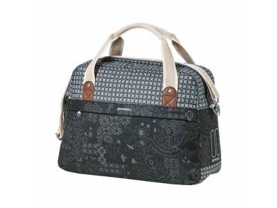 Basil Boheme Carry all Bag charcoal black