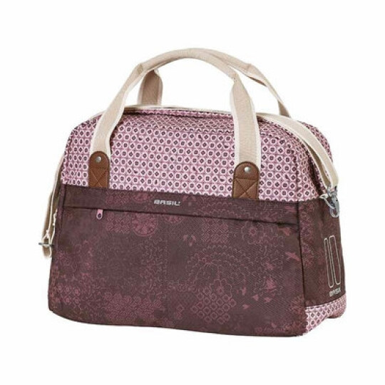Basil Boheme Carry all Bag feigen rot