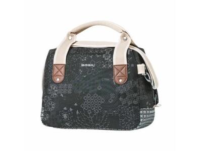 Basil Lenker Boheme City Bag charcoal
