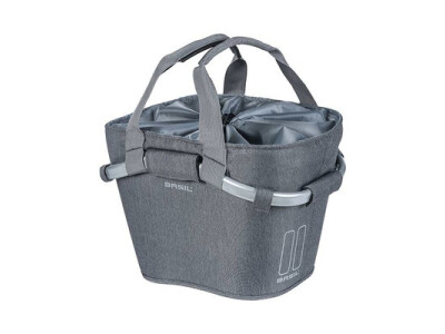 Basil Basket Carry All 2 Day grey melee