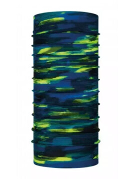 Buff Original Multifunktionstuch Elektrik Blue