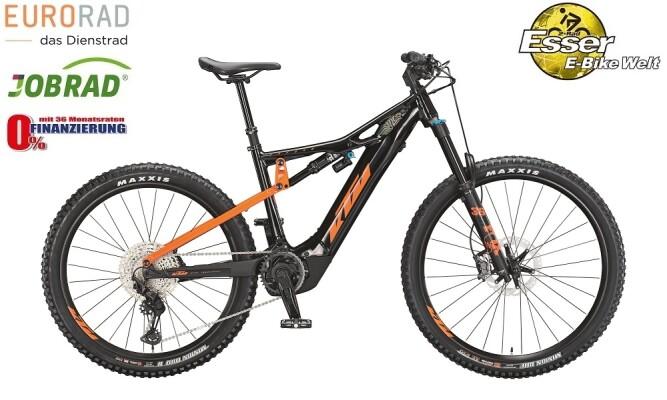 KTM - Macina Kapoho 2971 schwarz-orange