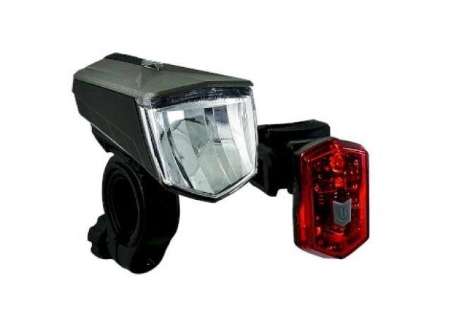 LED Akkuleuchten Set 80 LUX BLS 24