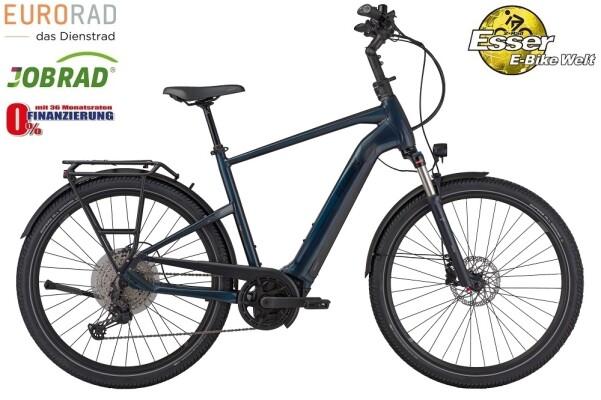 Pegasus - Savino EVO 12 CX Herren dunkelblau-matt-schwarz