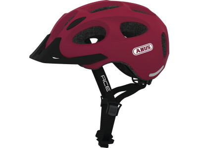 Abus Helm Youn-I ACE cherry red