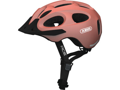 Abus Helm Youn-I ACE rose gold