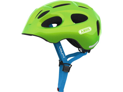 Abus Helm Youn-I sparkling green