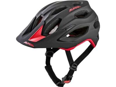 Alpina Carapax 2.0 black-red