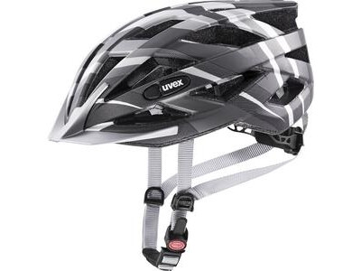 Uvex Airwing CC, black - silver mat