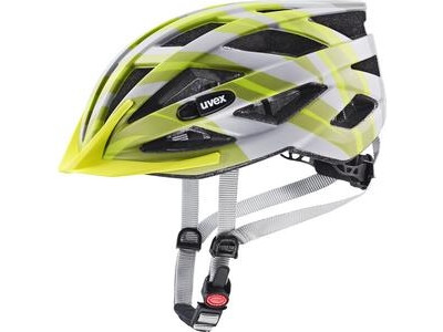 Uvex Airwing CC, grey - lime mat