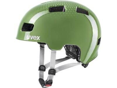 Uvex Hlmt 4,  moss-green