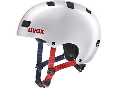 Uvex Kid 3, race silver