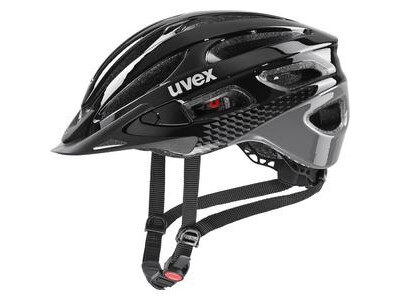 Uvex True, black - grey