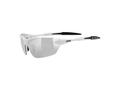 Uvex Sportstyle 203 white, litemirror silver