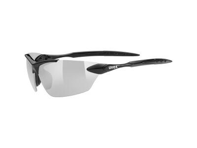 Uvex Sportstyle 203, black/ltm silver