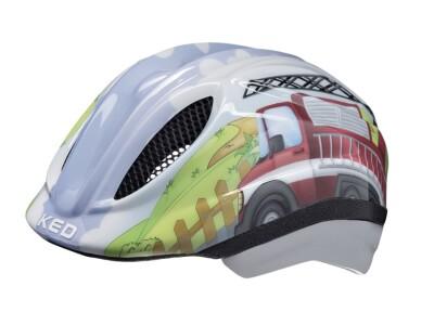 KED Helm Meggy II Trend Fire Truck