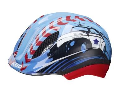 KED Helm Meggy Trend Police