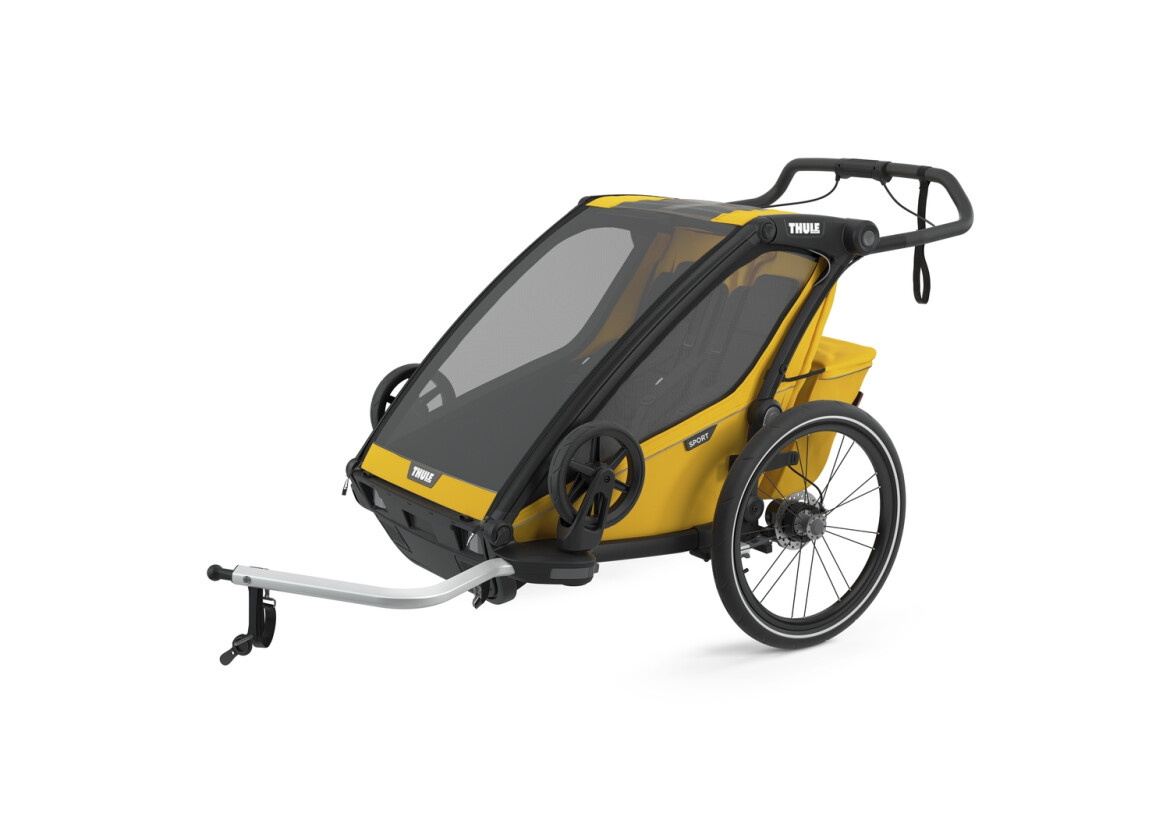 Thule Chariot Thule Chariot Sport 2 - Spectra Yellow (2021) incl. Versand