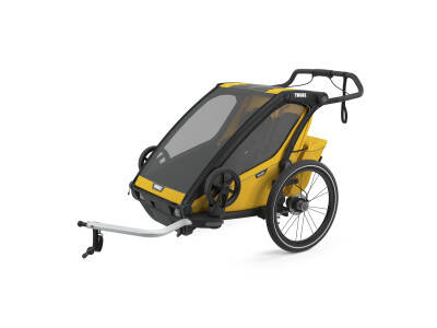 Thule Chariot Sport 2 - Spectra Yellow (2021) incl. Versand