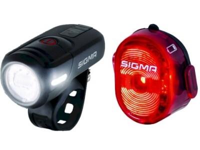 Sigma Beleuchtungsset Aura 45 FL + Nugget II